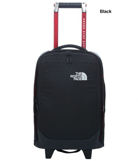 The North Face Unisex Overhead Carry On Suitcase - Hold All - Extendable Handle